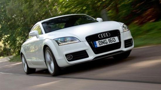 奥迪TT新入门级车型发布 售24070英镑起