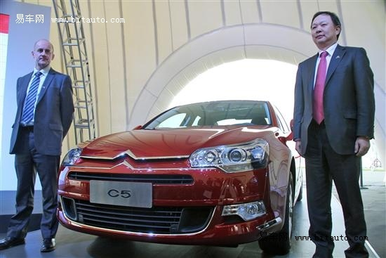 C5东方之旅纪念版上市 售价17.79-30.09万