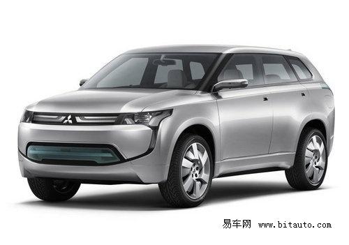 东京车展发布 三菱将推2012款PX-MiEV