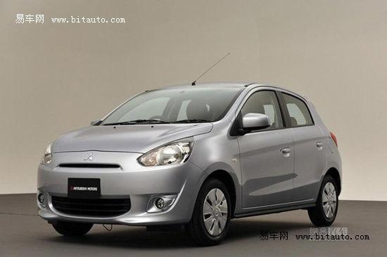 三菱发布2012款Mirage 将亮相东京车展