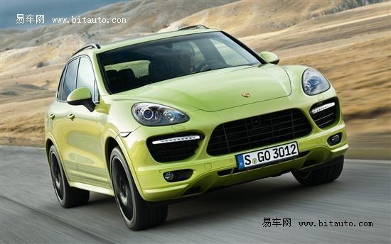 2012北京车展 保时捷多款车型将首发