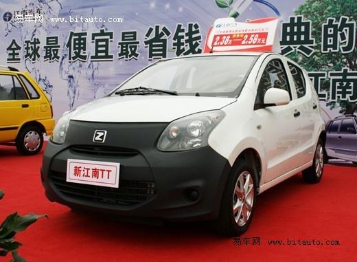 提高性价比 江南汽车打造2万元省油小车