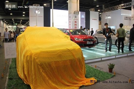 雪铁龙SUV全球首发 C4 Aircross登陆杭城