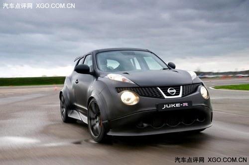最快紧凑型车 日产Juke-R确认限量投产
