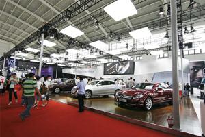 梅赛德斯-奔驰携23款车型亮相沈阳车展