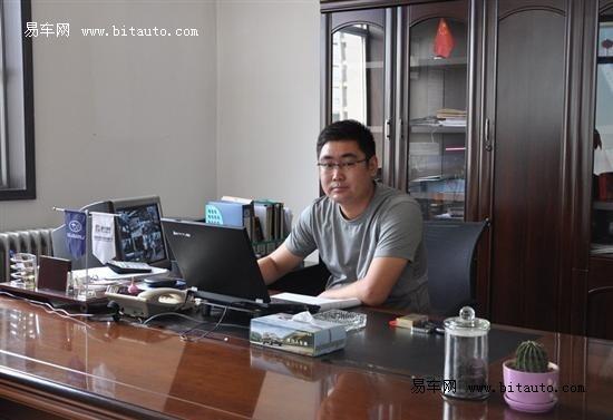 专访临汾中冀冀东斯巴鲁总经理韩福江