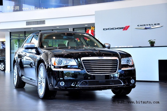 全新克莱斯勒300C现车抵津 订金1万元