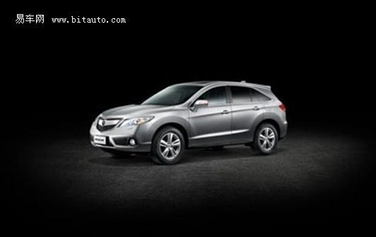 9月上市   Acura(讴歌)RDX正式接受预定
