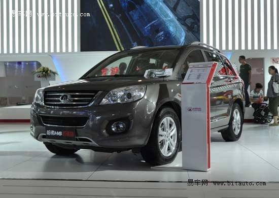 哈弗H6柴油四驱版上市 售13.18-15.18万元