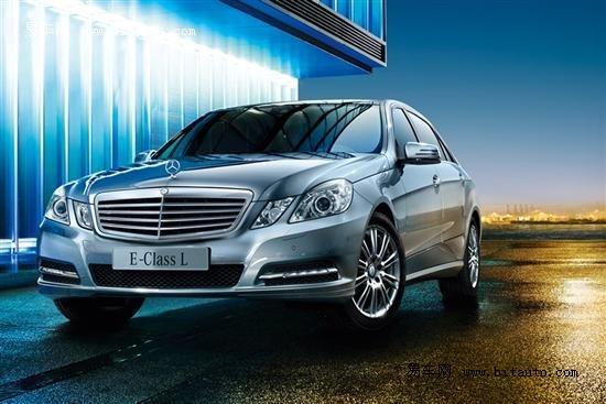 2013款北京奔驰E级上市 43.8万元起售