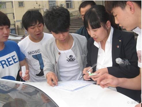 唐山开平起亚青年节电影主题会圆满成功