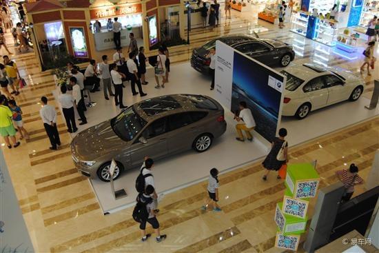 创新BMW 3系GT镇江宝德经销商全新登场