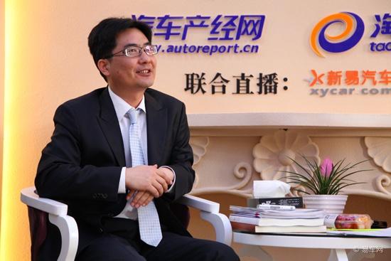 权赫振:韩泰轮胎坚持品牌高端化战略