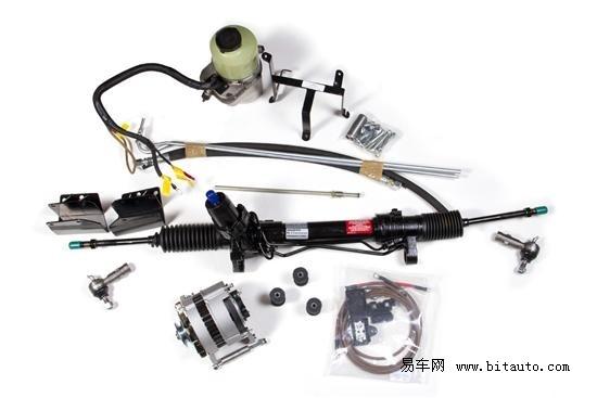 【液压助力转向系统的基本组成单元包括转向机
