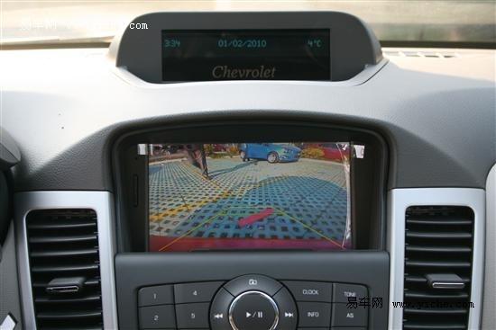 倒车影像可视系统