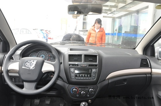 一汽夏利威志v5青島已到店 訂金1000元高清圖片