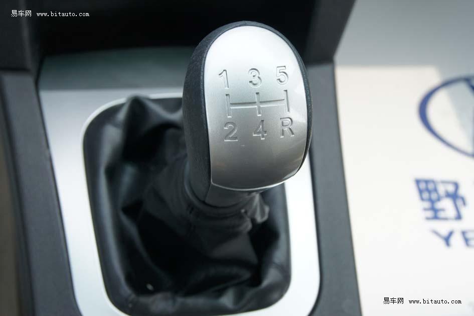 易车实拍川汽野马F12 搭载两款发动机高清图片