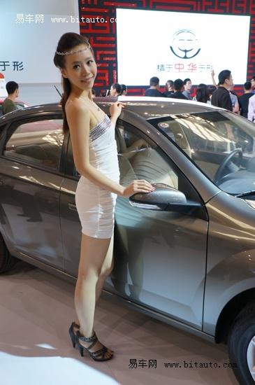 编辑带您参观 2012年上海国庆车展