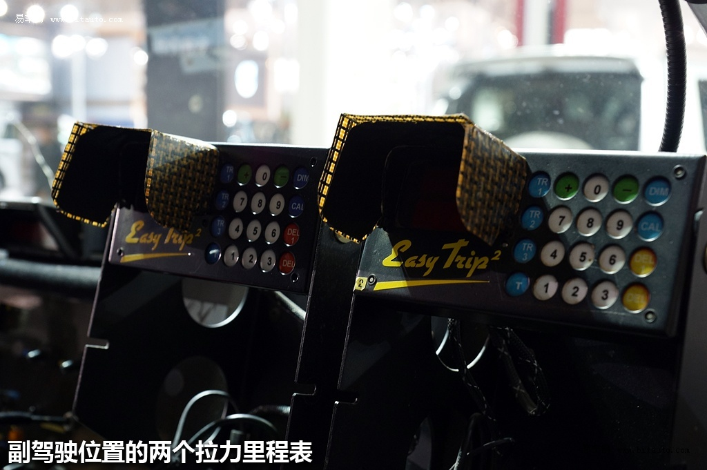 【图文】实拍三菱帕杰罗evo拉力冠军车