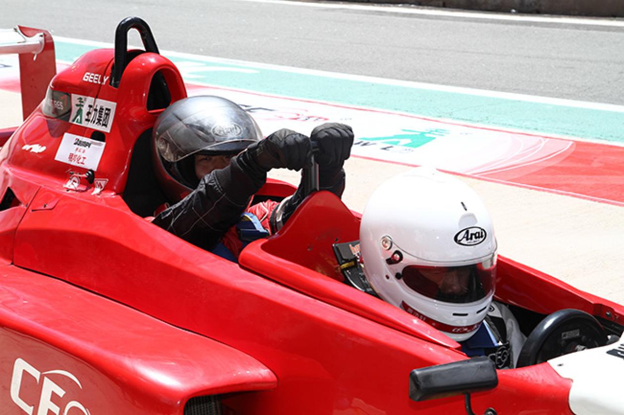 图五 方程式赛车体验图片