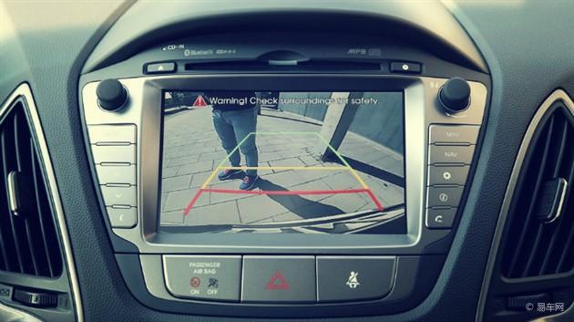 制新车配备倒车影像功能