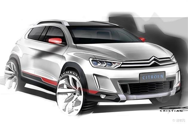 雪铁龙北京车展阵容 全新SUV概念车领衔