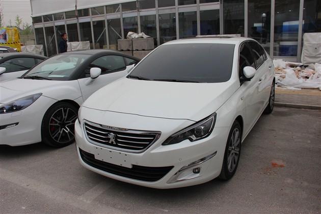 2014北京车展探馆 东风标致全新408曝光
