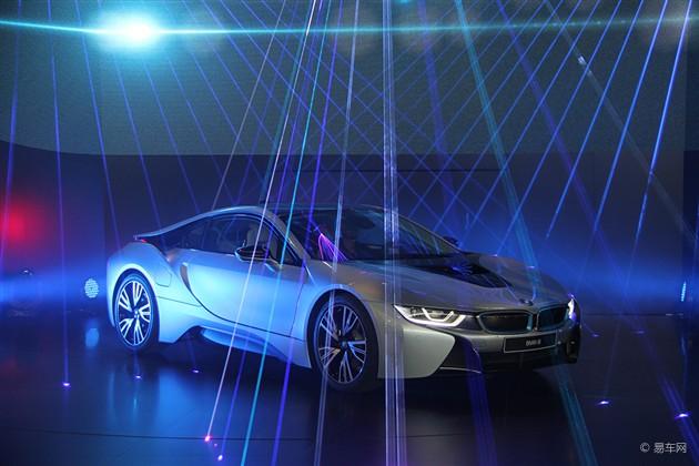 2014北京车展 宝马i3电动车接受预定