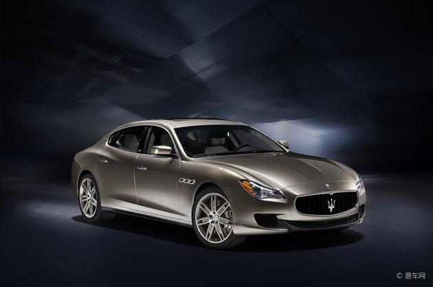 玛莎拉蒂总裁杰尼亚限量版 量产车型亮相