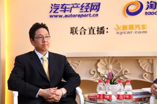 中村一亲:东风日产将紧跟SUV发展步伐