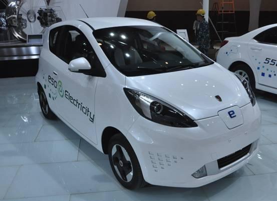 跨领域专业SUV 荣威W5 Urban Concept首发高清图片
