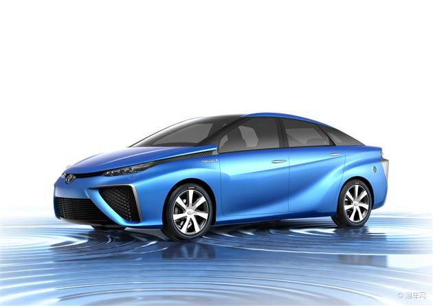 丰田氢燃料汽车进度提升 有望12月中上市