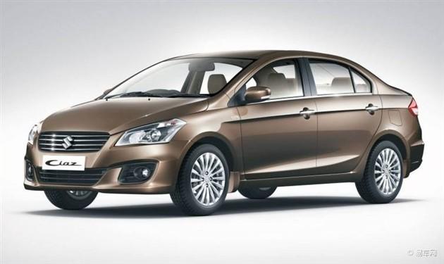 铃木启悦海外车型发布 国产版或年内上市