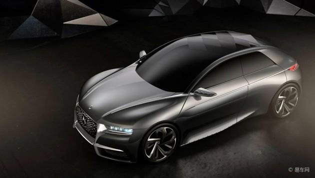 DS概念车将亮相巴黎车展 采用无后窗设计