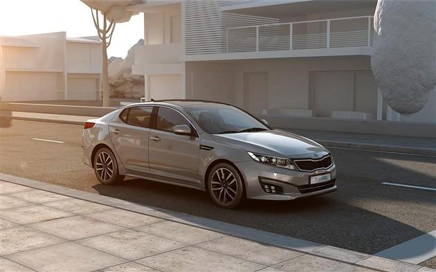 起亚K5 T-Hybrid概念车将于巴黎车展首发