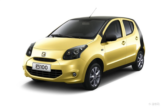 众泰云100纯电动车将于10月24日上市