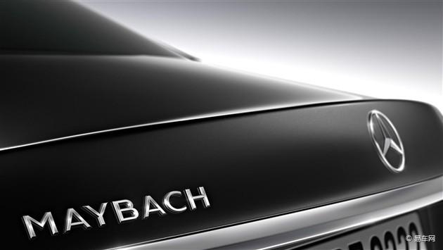 迈巴赫S级将推S500/S400 4MATIC车型