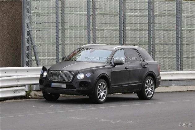 宾利或将研发更小的SUV 基于紧凑级平台