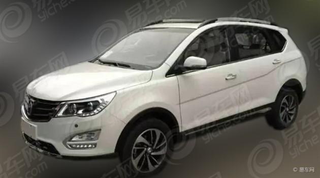 宝骏560或亮相上海车展 将于下半年上市