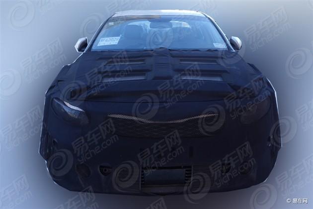 起亚全新车型将亮相上海车展 或10月上市
