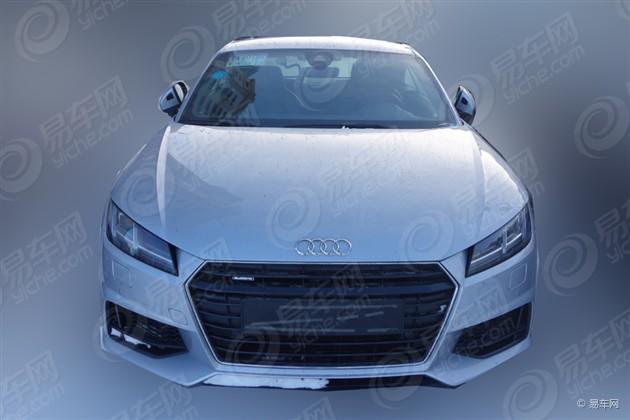 奥迪新TT上海车展国内首发 或8月正式上市