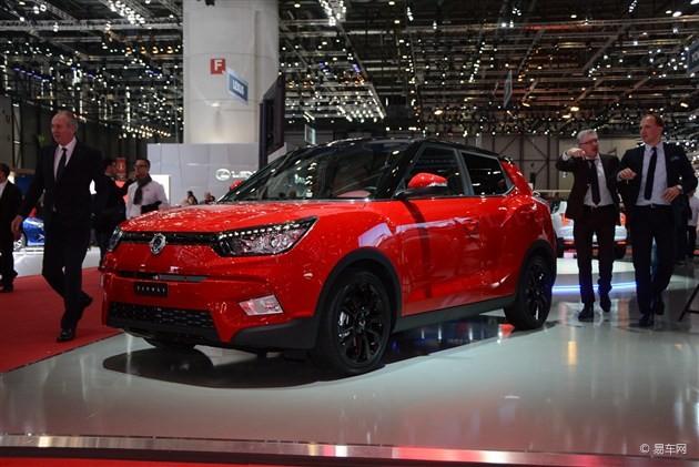 双龙上海车展阵容曝光 X100等车型亮相