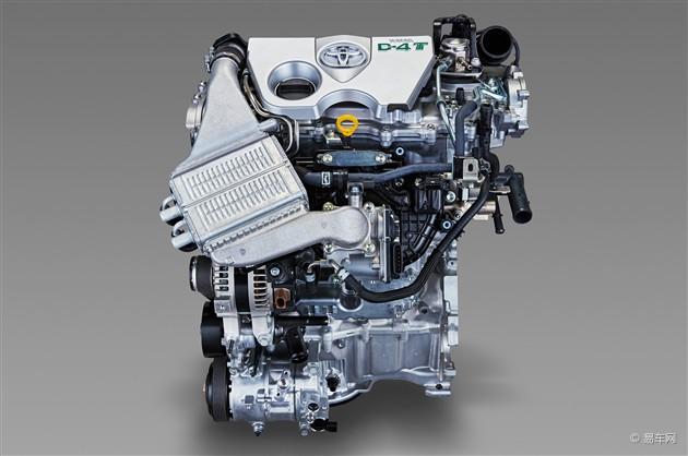 丰田发布全新1.2T发动机 未来或多车搭载