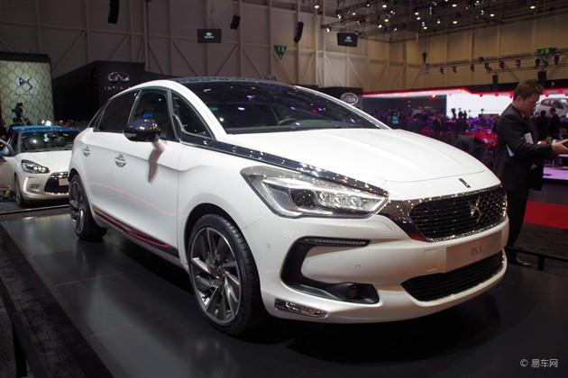 新款国产DS 5上海车展首发 或年内上市
