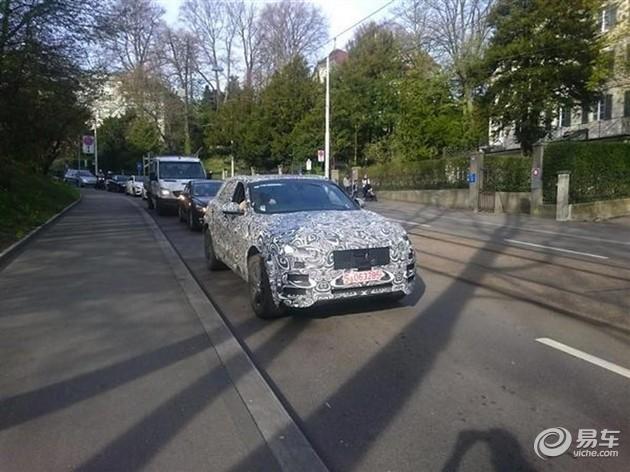 捷豹新车计划曝光 未来将推出多款SUV