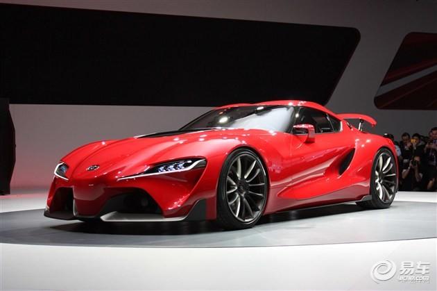丰田新一代Supra假想图曝光 或2016年首发