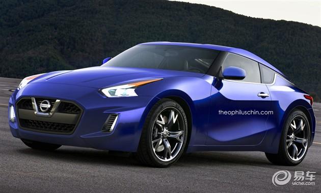疑似全新日产370Z假想图 或推四缸车型