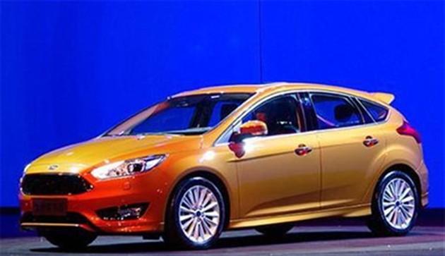 福特7月在华销量下跌6% 新一代福克斯上市