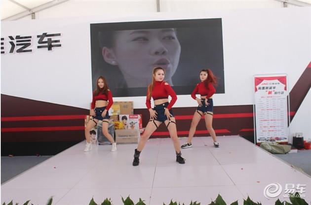 第二代瑞风S3/瑞风S2联袂登陆徐州车展