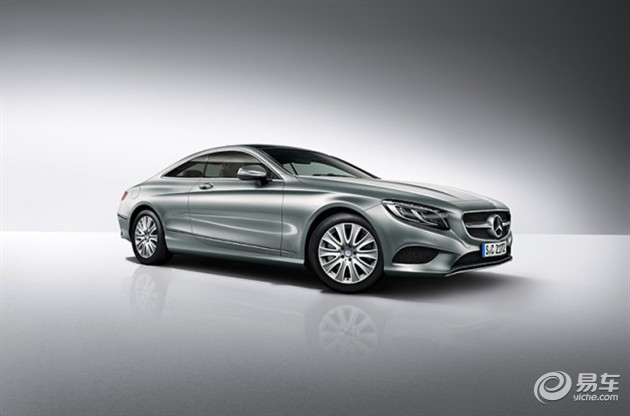 奔驰新增S级Coupe入门车型 搭载3.0T动力